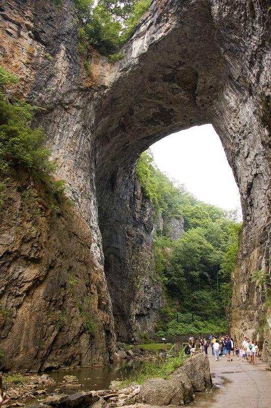 """June 2005 <a href=""""http://adejoie.smugmug.com/gallery/615117_eeDUA"""">Natural Bridge, VA</a>"""