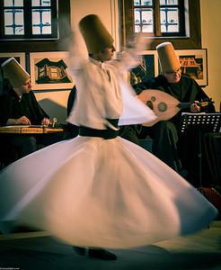 Sufi Dervish - Istanbul