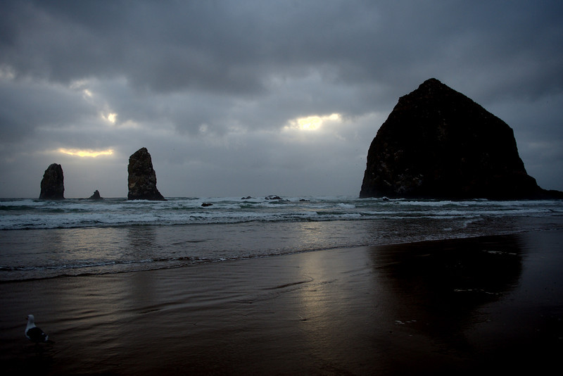 "Sept 9 2008 <a href=""http://adejoie.smugmug.com/gallery/6041884_pUc9E"">Haystack Rock, Cannon Beach - Oregon</a>"