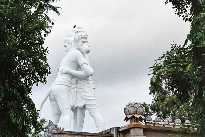 "May 2002 <a href=""http://adejoie.smugmug.com/gallery/105751_iwKGN"">India</a>  Ramanjaneya Temple"