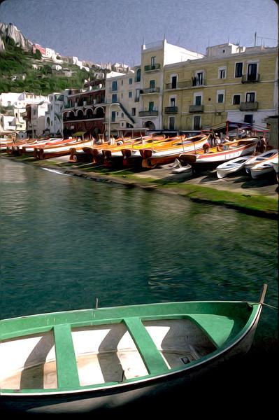 Boat Launch at Capri