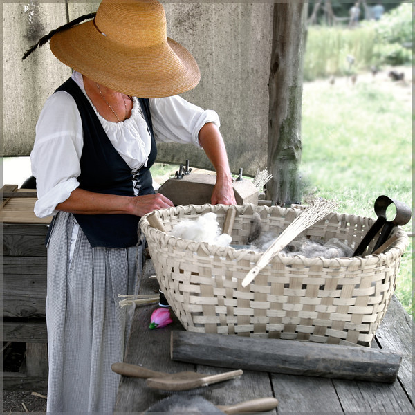Wool Woman