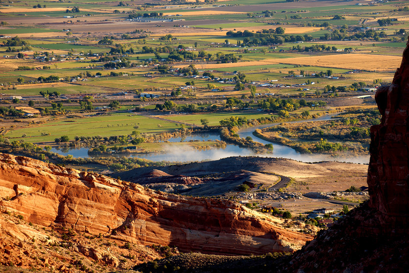 """Oct 7 2008 <A href=""""http://adejoie.smugmug.com/gallery/6392733_auJFv"""">Colorado National Monument</a>"""