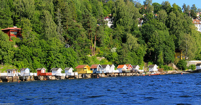 Beach Houses - Oslo Fjord, Norway