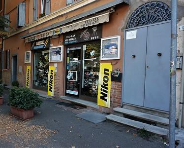 Even Bazzano has a camera store!
