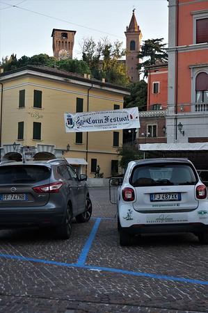 Bazzano town square  Piazza