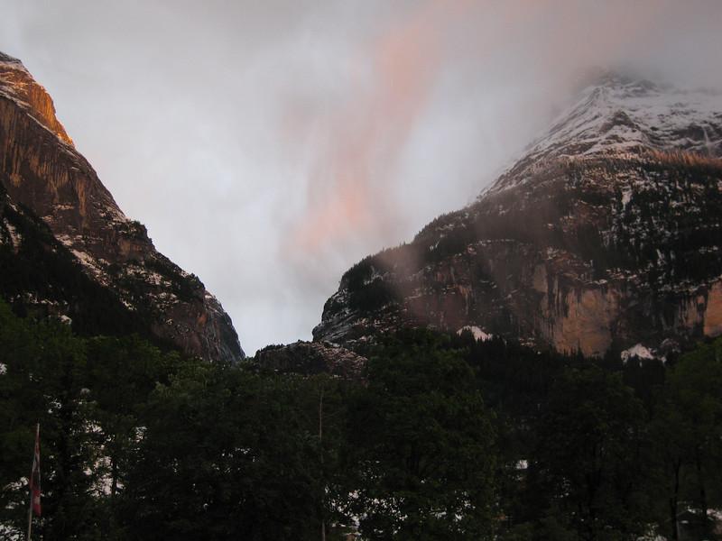 Eiger Storm