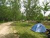 Ayerbe campsite