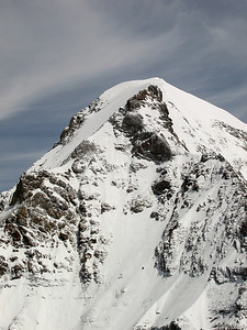 The Eiger from Jungfraujoch