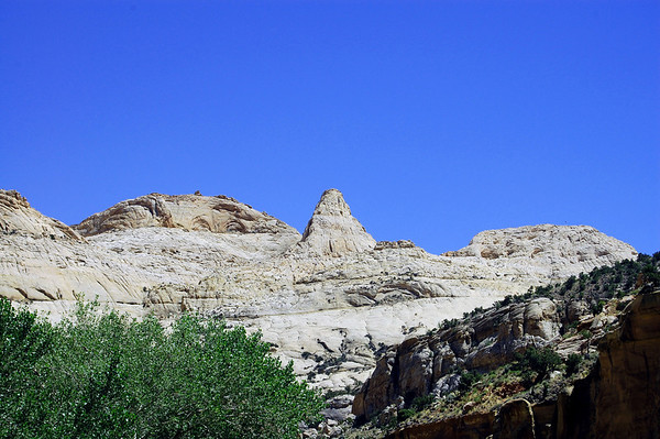 Cruisin' through Capitol Reef country..6/24/07