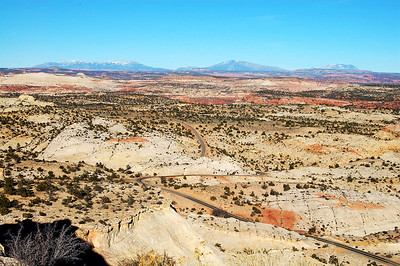 Truckin' Down Hwy 12~Escalante Grand Staircase