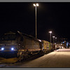 Freight train<br /> Bodø railway station