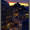 November afternoon, Bodø downtown