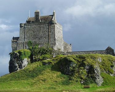 Duarte Castle,  Isle of Mull, Scotland
