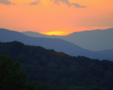 The Roanoke Valley, Virginia
