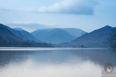 Ullswate Lake district : UK