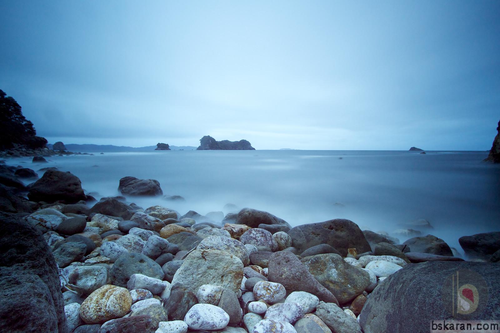Gemstone Bay - Coromandel : New zealand