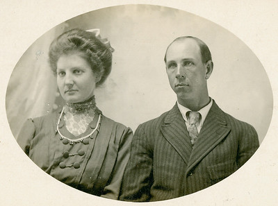 albert Eugene Walker and dovie Mary Farris