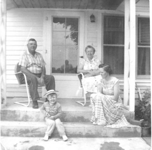johnny Florence farris Edwin and iola Walker072