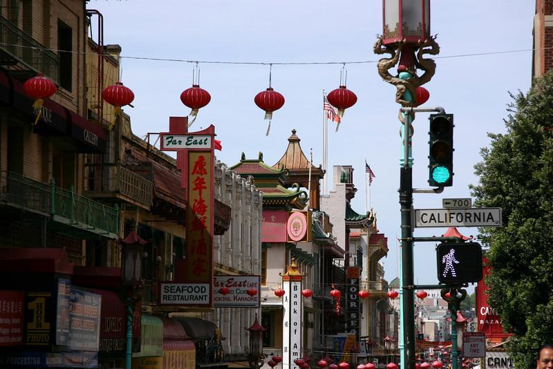 California St, Chinatown.