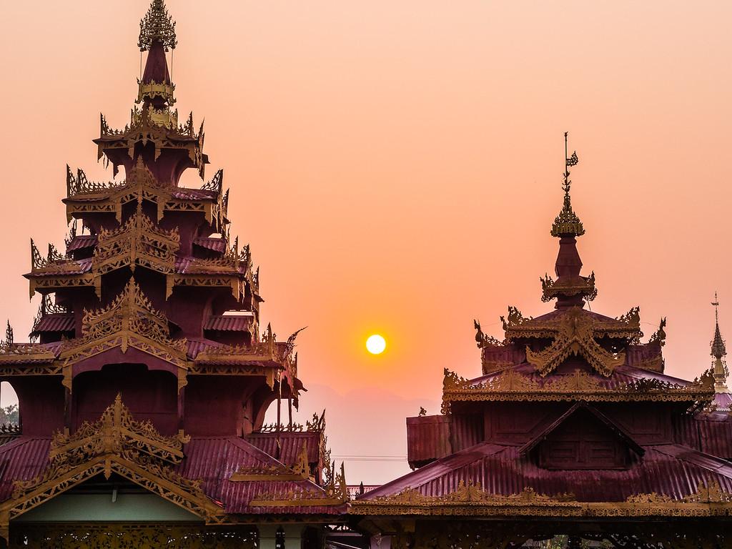 Nyaungshwe, Myanmar.