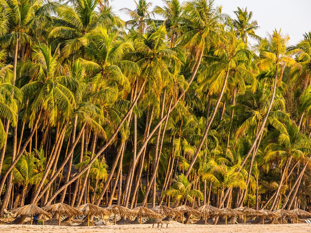 Ngapali Beach, Myanmar.