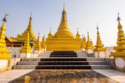 Sandamuni Paya Temple, Mandalay, Myanmar