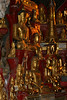 Golden Buddhas at Pindaya Caves