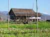 Farm house on Inle Lake