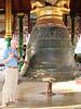 Craig and bell, Shwedagon Pagoda, Yangon