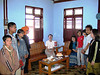 Jeane's birthday surprise at the Taunggyi home of our guide Joyce and her extended family