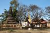 Stupas at Samka