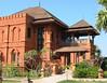 Our villa at the Aureum Palace Hotel and Resort, Bagan