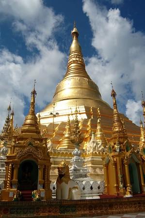 Myanmar Trip (Sept 2005)