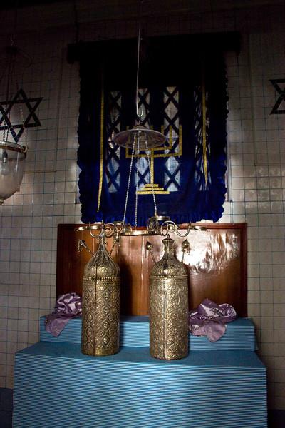 Sephardic Torahs in Myanmar's Only Synagogue