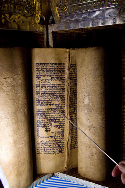 Sephardic Torah in Myanmar's Only Synagogue