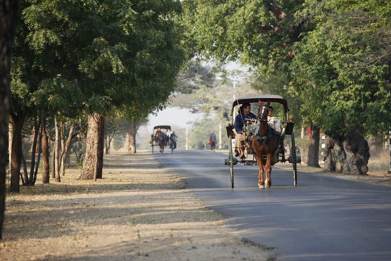 A Bagan Road