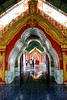 """Entrance to """"World's Biggest Book"""" Temple"""