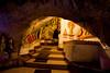 Inside Pindaya Cave