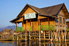 Local Public Library at Inle Lake