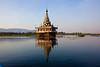 A mid-Lake Temple