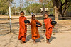 Young Monks in Salay