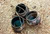 Palm Sap Pots