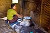 Making Rice Cakes