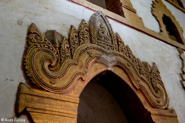 Ananda Pahto, Bagan, Myanmar, 2 February 2013