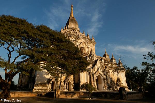 Gawdawpalin Pahto, Bagan, Myanmar, 28 January 2014