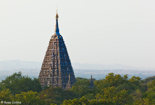 Mahabodhi Pagoda, Bagan, Myanmar, 29 January 2014