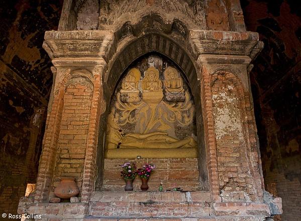 Nathlaung Kyaung Hindu Temple