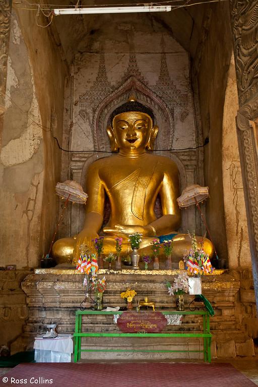 Shwegugyi Pahto, Bagan, Myanmar, 29 January 2014