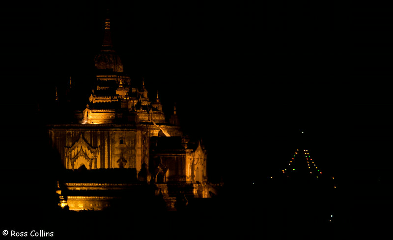 Thatbyinnyu Pahto, Bagan, Myanmar, 2 February 2013